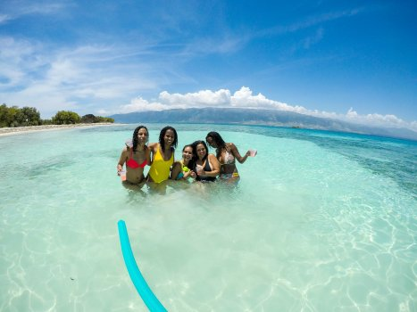 Paradise packages includes all the fun in one price